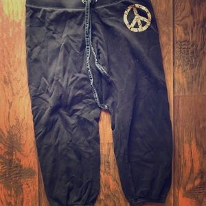 Victoria secret sweat pant joggers